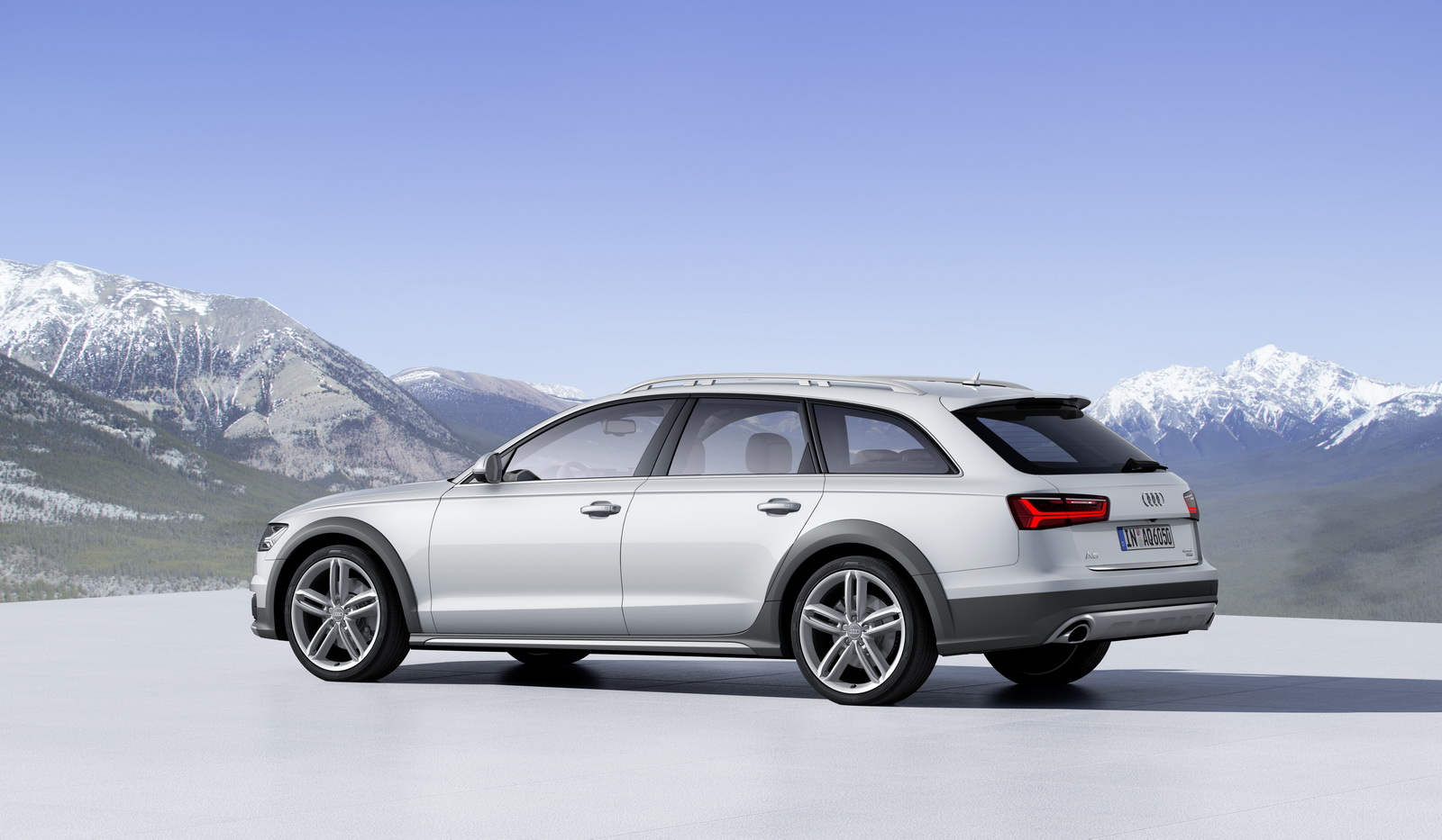 Audi lanzará el A6 allroad en 2018, más offroad y más rápido