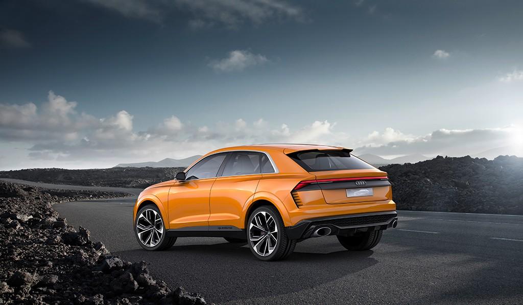 Más cerca del Audi Q8: compartirá chasis con el nuevo Touareg