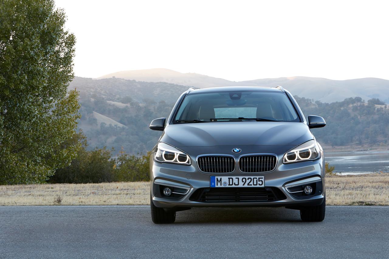 BMW quiere darle un empujón al Serie 2 Active Tourer