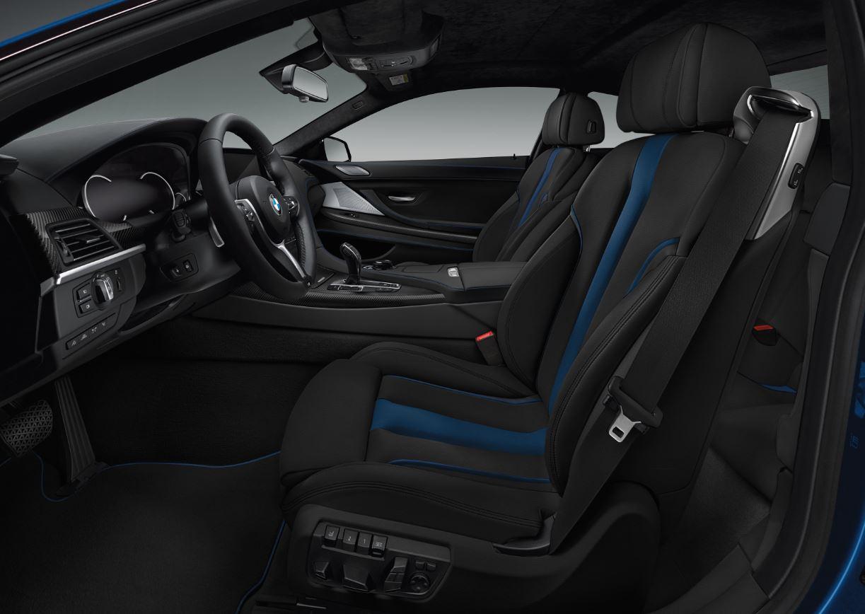 BMW Serie 6 M Sport Limited Edition: No queremos ser como los demás