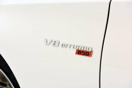 BRABUS 850 Stormtrooper 6.0 biturbo: 850 CV y 1.450 Nm de par en un descapotable nada convencional