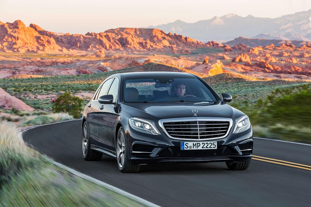Cambios para el Mercedes Clase S: debutará en tan solo unas semanas