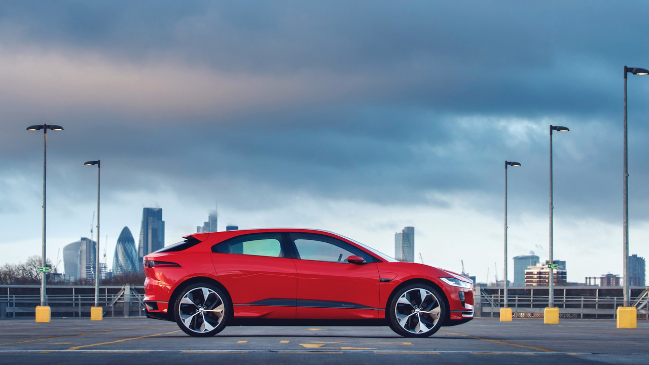 El Jaguar I-Pace Concept estará en Ginebra con producción a la vista