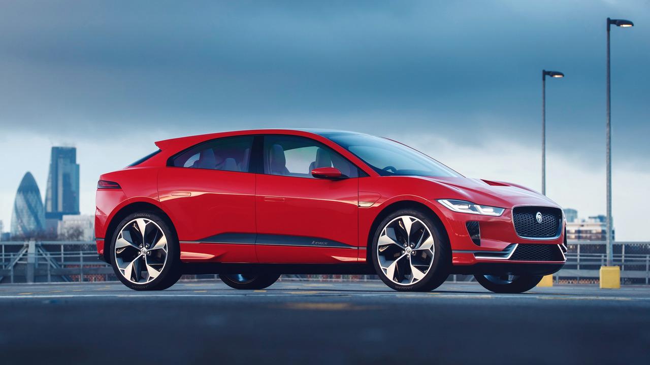 El Jaguar I-Pace continúa adelante, lo veremos en 2018 y mejorará en todos los aspectos