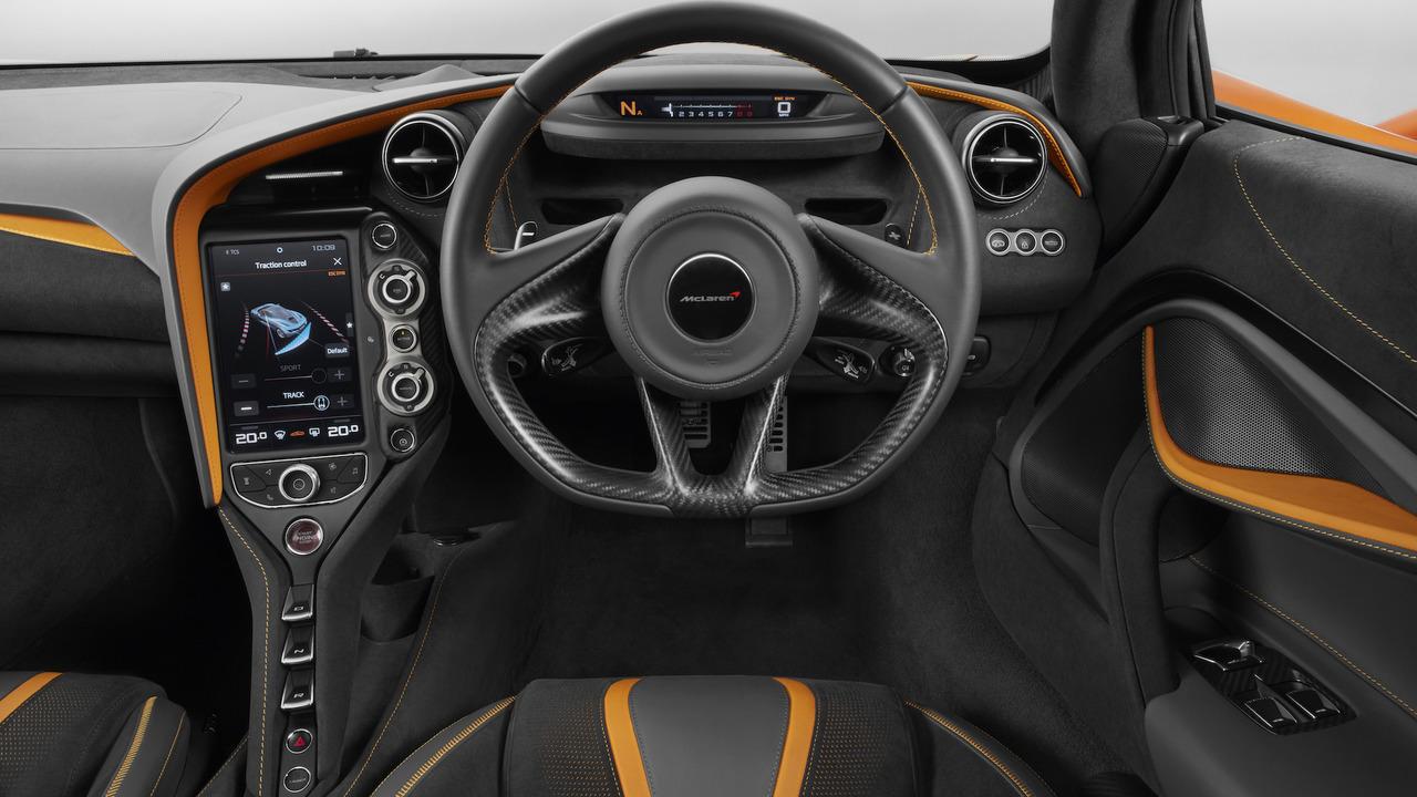 El McLaren 720S LongTail será solo cuestión de tiempo, y no será el único