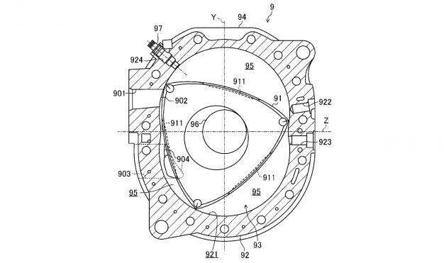 El motor rotativo de Mazda esta a la vuelta de la esquina... pero volverá como un generador de energía en coches eléctricos