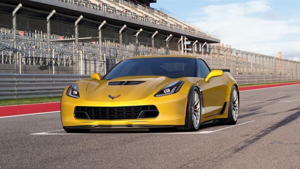 ¡Sorpresa! El nuevo Chevrolet Corvette podría debutar en Europa