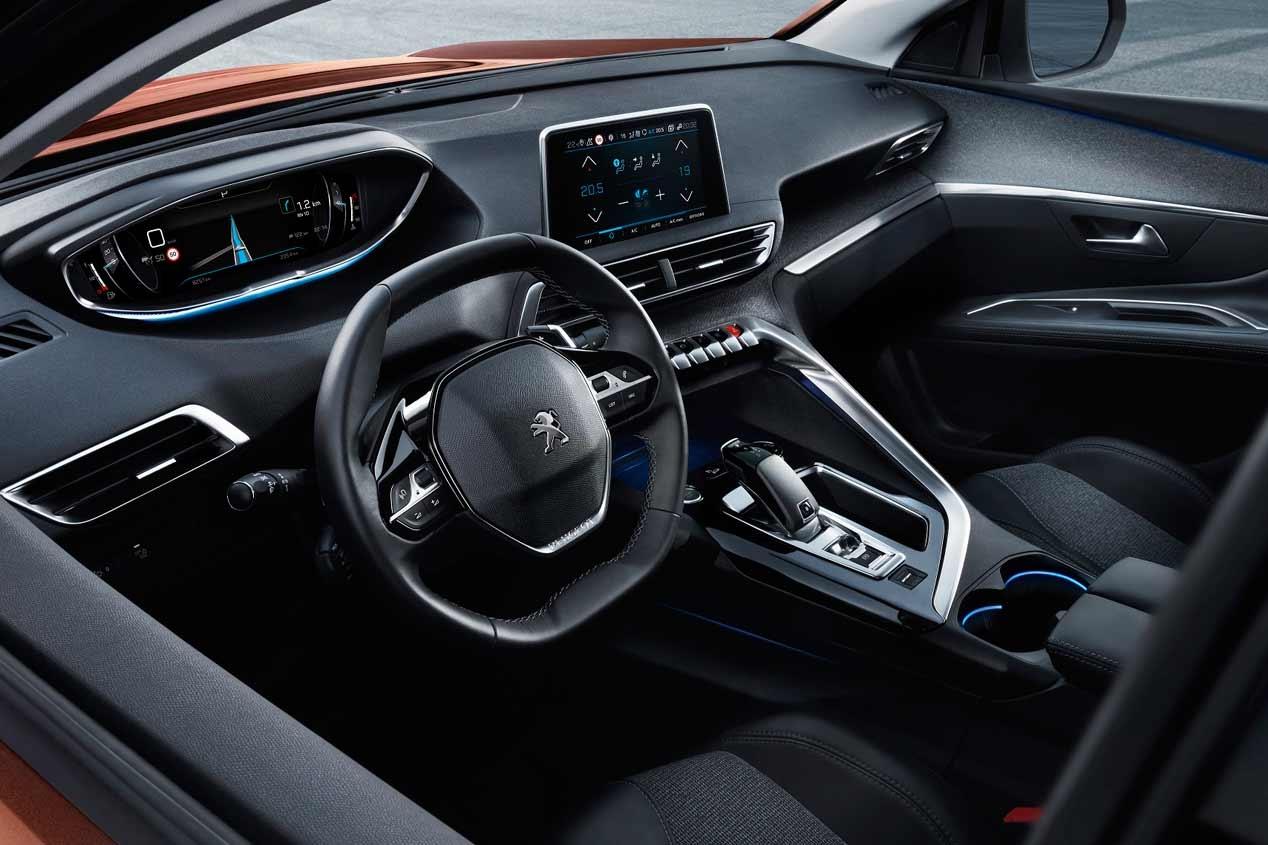 El Peugeot 3008 1.2 PureTech de 130 CV recibe la caja automática EAT6