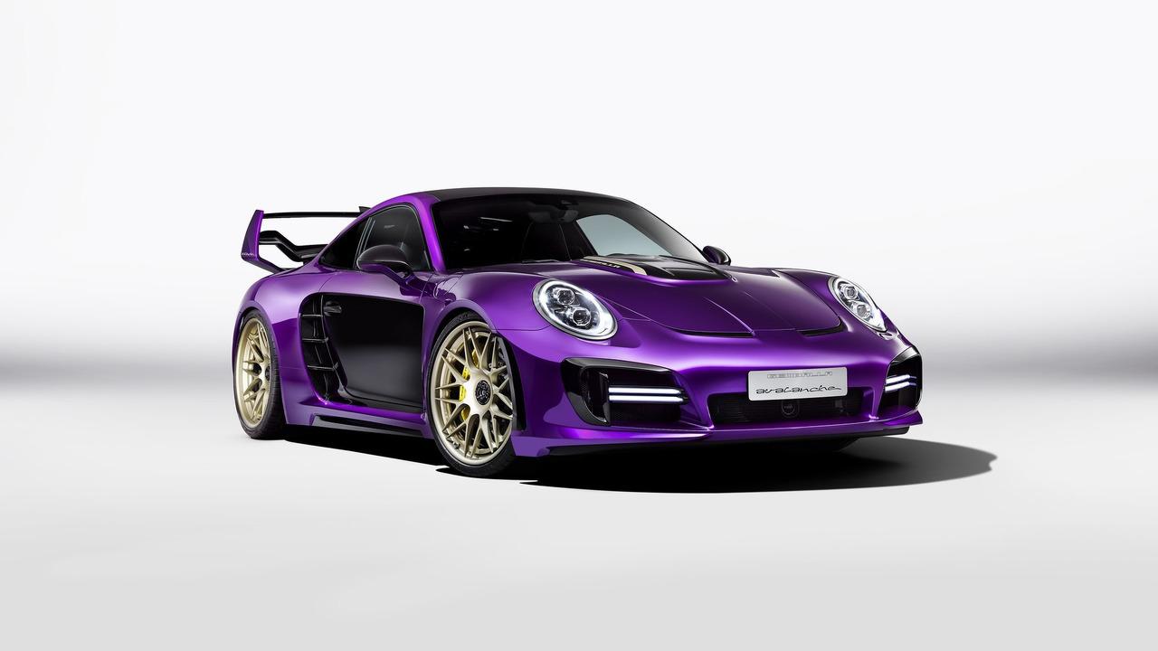 Gemballa Porsche 911 Turbo Avalanche, haciendo honor a su nombre