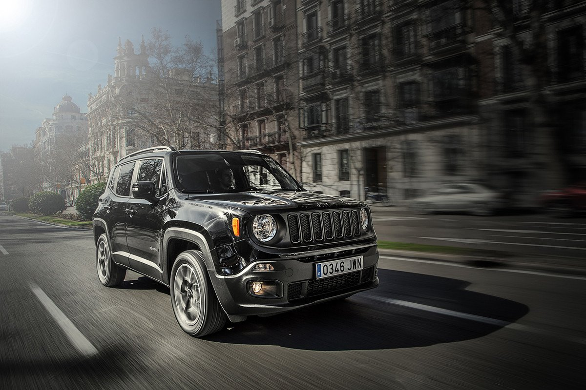 Jeep Renegade Desertwahk y Night Eagle II: Dos nuevas ediciones especiales