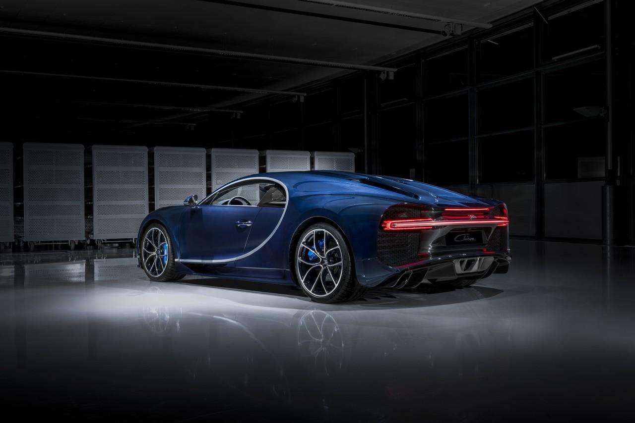El sucesor del Bugatti Chiron será híbrido... y traerá sorpresas