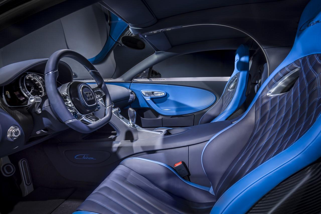 La mitad de la producción del Bugatti Chiron ya se ha vendido, ¿quién dijo crisis?