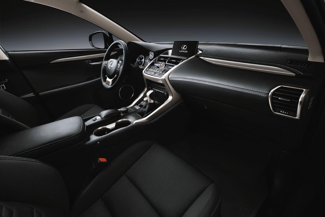 Lexus NX 300h Sport Edition: Pequeños cambios para marcar diferencia