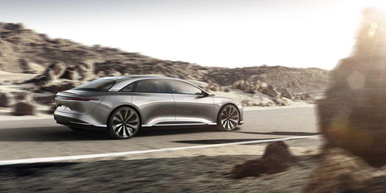 Lucid Air: El rival del Tesla Model S estará disponible desde los 48.900 euros