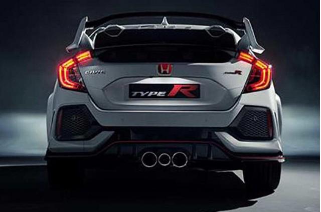 ¡Más bestia que nunca! Así es el nuevo Honda Civic Type R que se ha filtrado