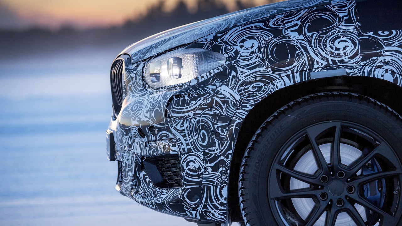 Más ligero, potente y rápido: así será el nuevo BMW X3