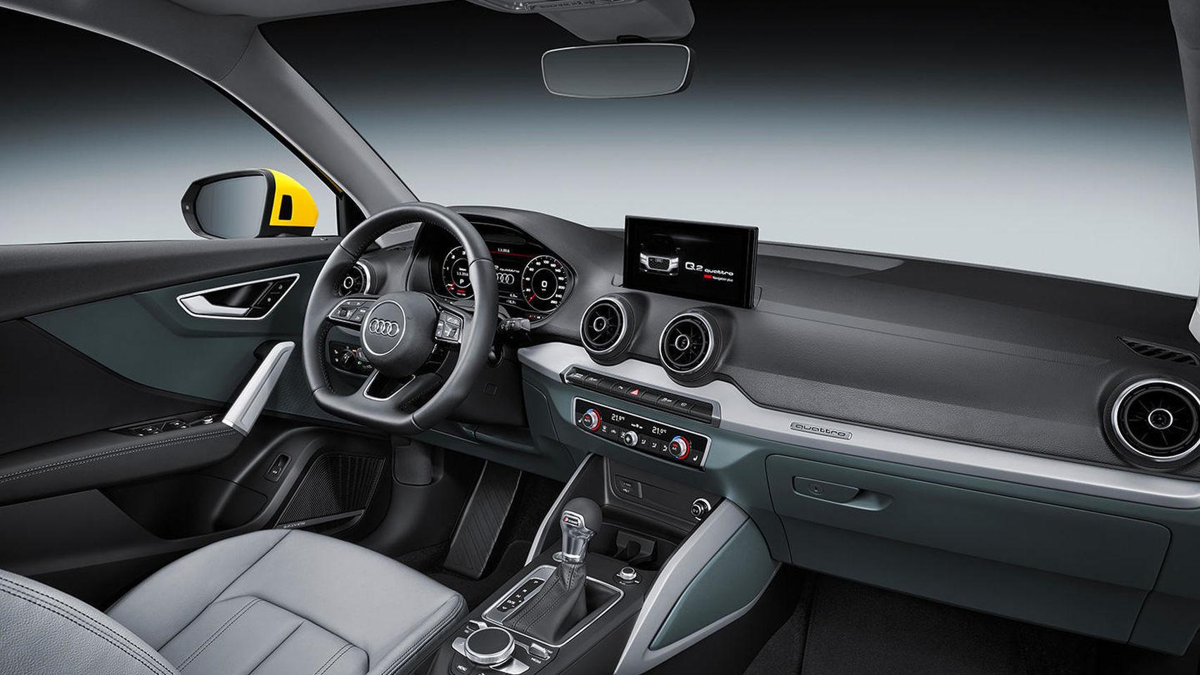 Más opciones mecánicas para el Audi Q2: Llegan los 1.0 TFSI y 2.0 TDI quattro
