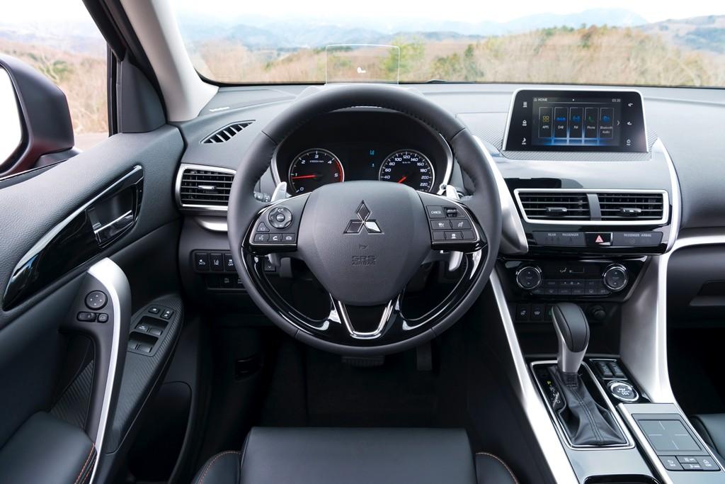 Mitsubishi Eclipse Cross: El eslabón entre el ASX y el Outlander