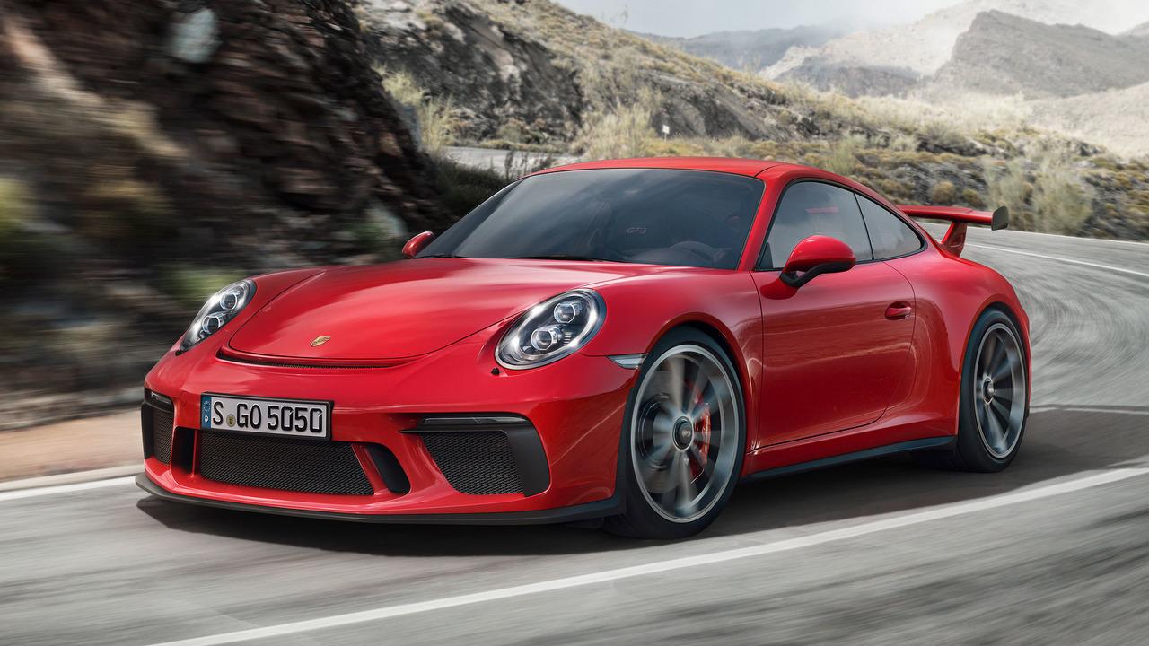 Nuevo Porsche 911 GT3, 500 caballos para una caja de cambios manual