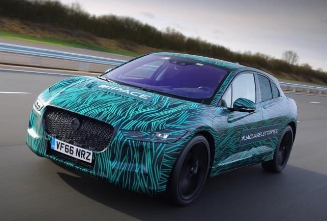 Más cerca de los nuevos I-Pace y E-Pace de Jaguar