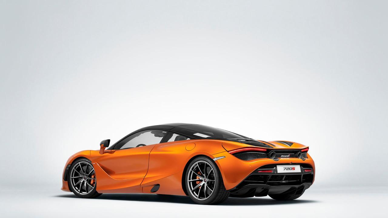 Oficial: arranca la producción del McLaren 720S