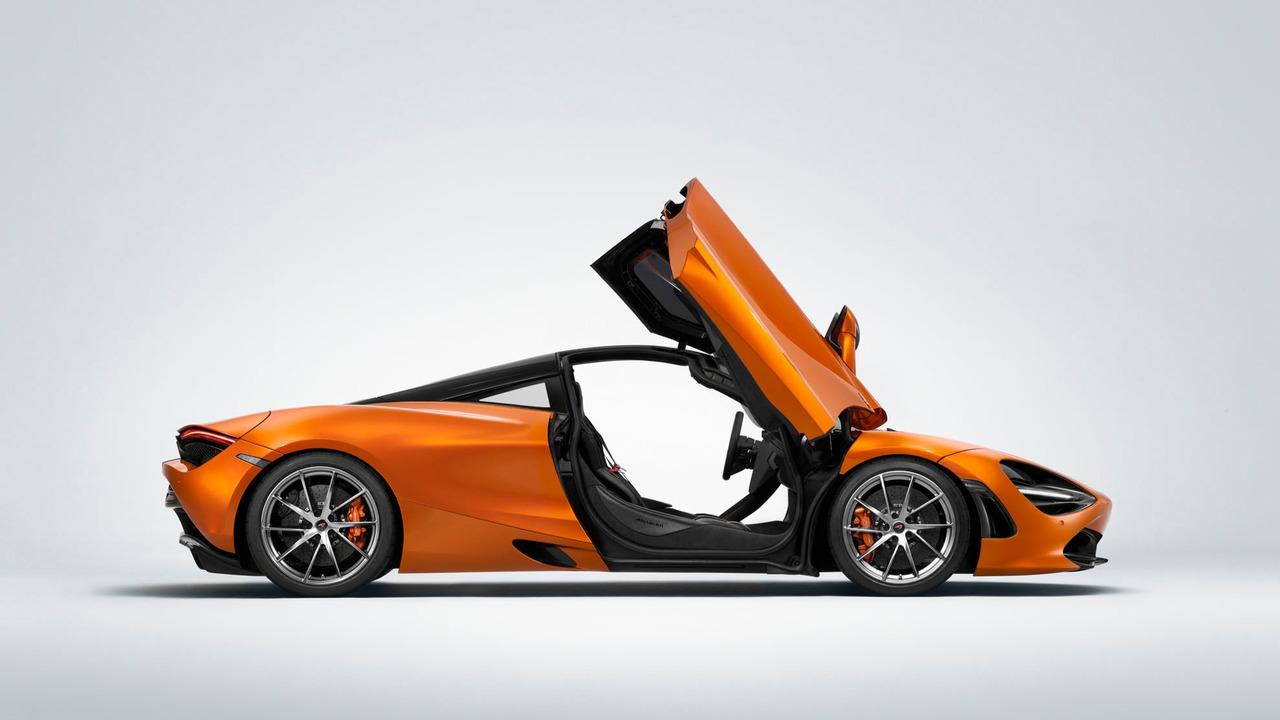 Oficial: McLaren 720S, nacido para pulverizar récords