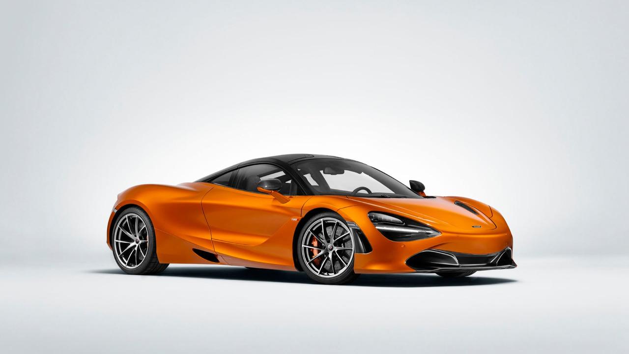 El sucesor del McLaren F1 continúa adelante, estará inspirado en el 720S