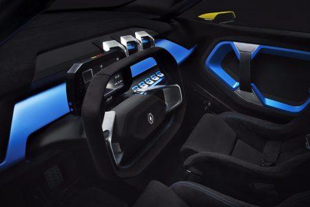 Renault ZOE e-Sport Concept: El compacto eléctrico de 460 CV con el que todos soñamos