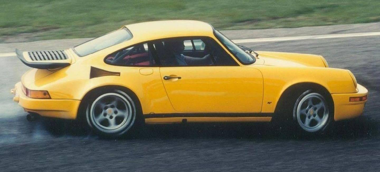 RUF presentará en Ginebra un modelo totalmente nuevo, inspirado (pero no basado) en Porsche