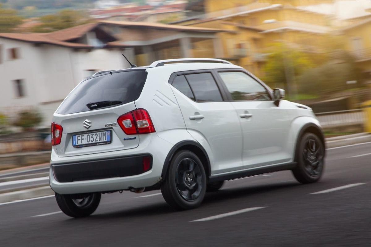 Suzuki Ignis 2017: El pequeño nipón llega con variante gasolina, híbrida y tracción total en opción