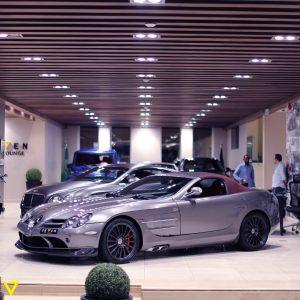 ¿Tienes 685.000 euros? Entonces quizá te interese adoptar el siguiente Mercedes SLR 722 S