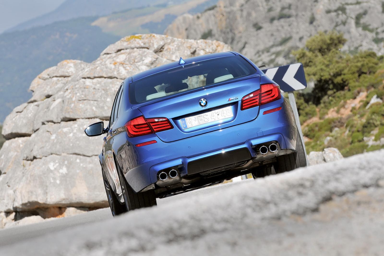 Tras cinco años, BMW detendrá este mes la producción del BMW M5 F10... y será el último M5 manual