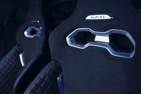 Vídeo: Así suena el motor 1.8 de 252 CV del Alpine A110 en Col de Turini
