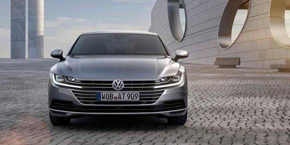 Volkswagen Arteon: Así de bien luce el sucesor del CC