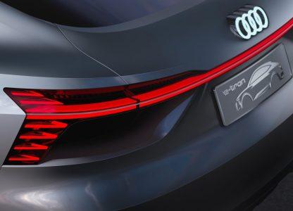 Audi e-tron Sportback Concept: El futuro SUV coupé eléctrico en detalle
