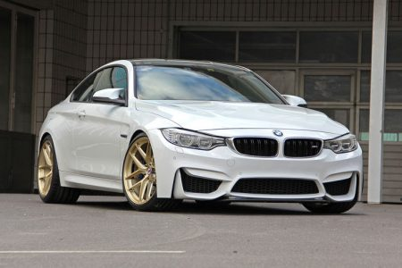 BMW M4 CRT de Alpha-N Performance: ¿La alternativa perfecta al BMW M4 CS?