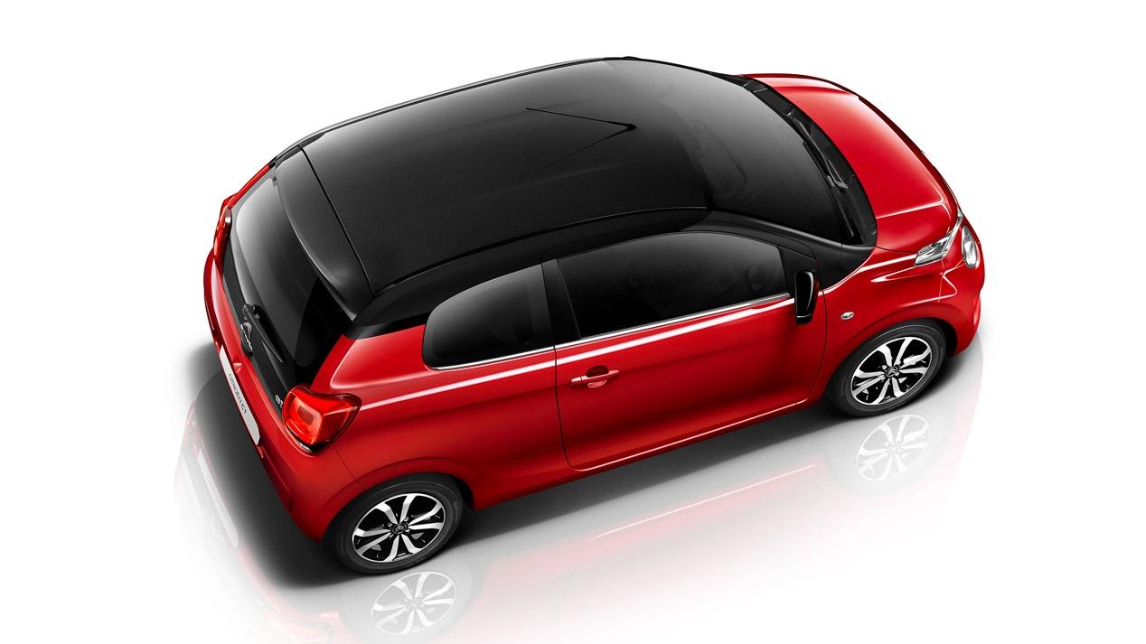 Citroën C1 City Edition: Más colorido para no pasar desapercibido en la ciudad