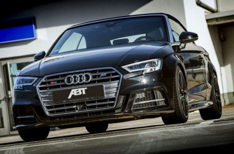 El Audi S3 Cabrio de ABT hace un acercamiento al RS3 con sus 400 CV de potencia