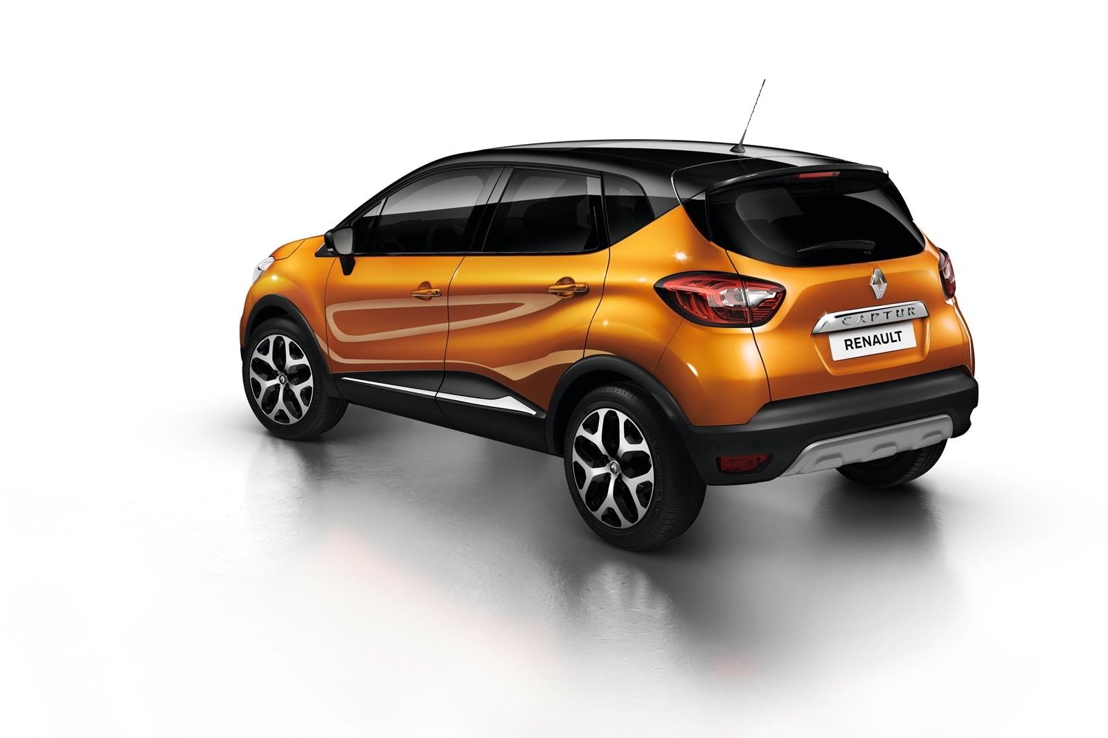 El Renault Captur 2017 ya tiene precios en España: A partir de 15.650 euros...