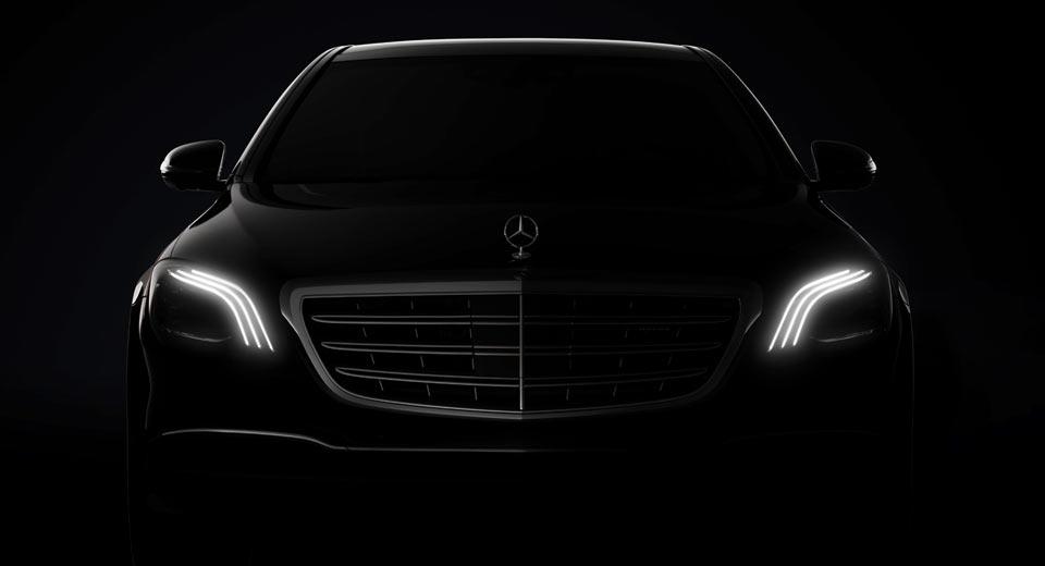 El renovado Mercedes Clase S se presentará la próxima semana: Cambios estéticos y mejoras en la conducción autónoma