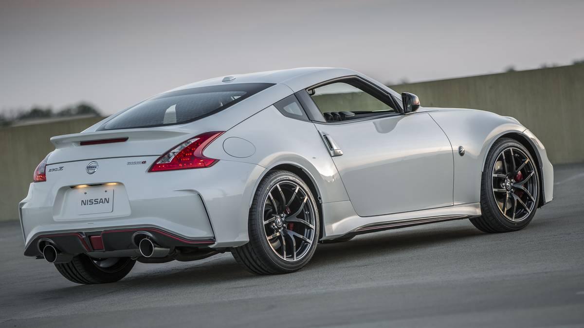 Es oficial: el Nissan 370Z tendrá sucesor