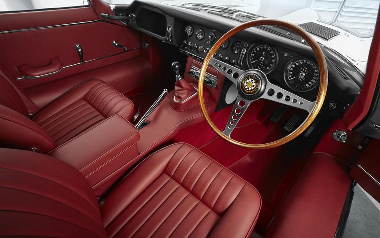 Jaguar restaurará 10 E-Type: Eso sí, necesitarás, más de 335.000 euros