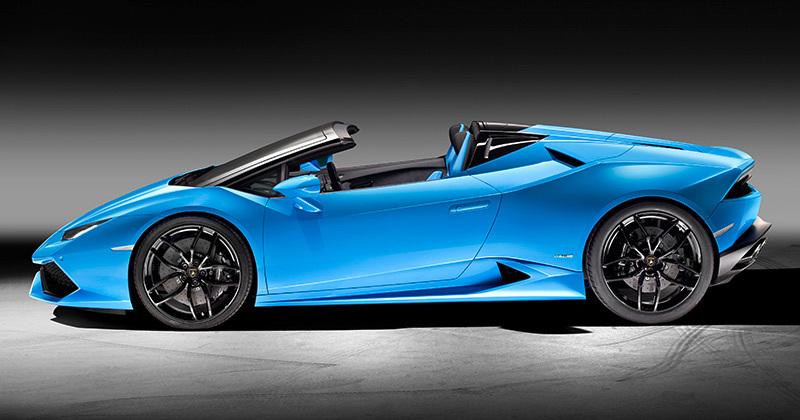 Lamborghini ya ultima el Huracán Performante Spyder, lo veremos este otoño