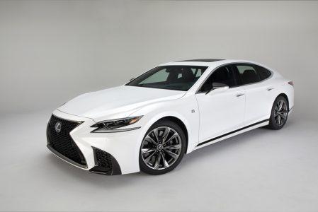 Lexus LS 500 F Sport: La berlina de alta gama japonesa se decanta por un V6 biturbo de 3.5 litros y 421 caballos