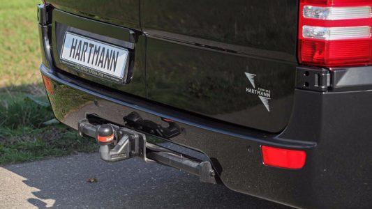Mercedes-Benz Sprinter por Hartmann: ¿Quién dijo que una furgoneta tiene que ser sosa y aburrida?
