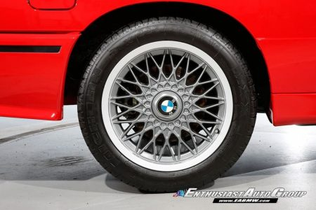 Ni vendiendo un riñón podrás pagar este BMW M3 Sport Evolution de 1990 con 119 kilómetros recorridos