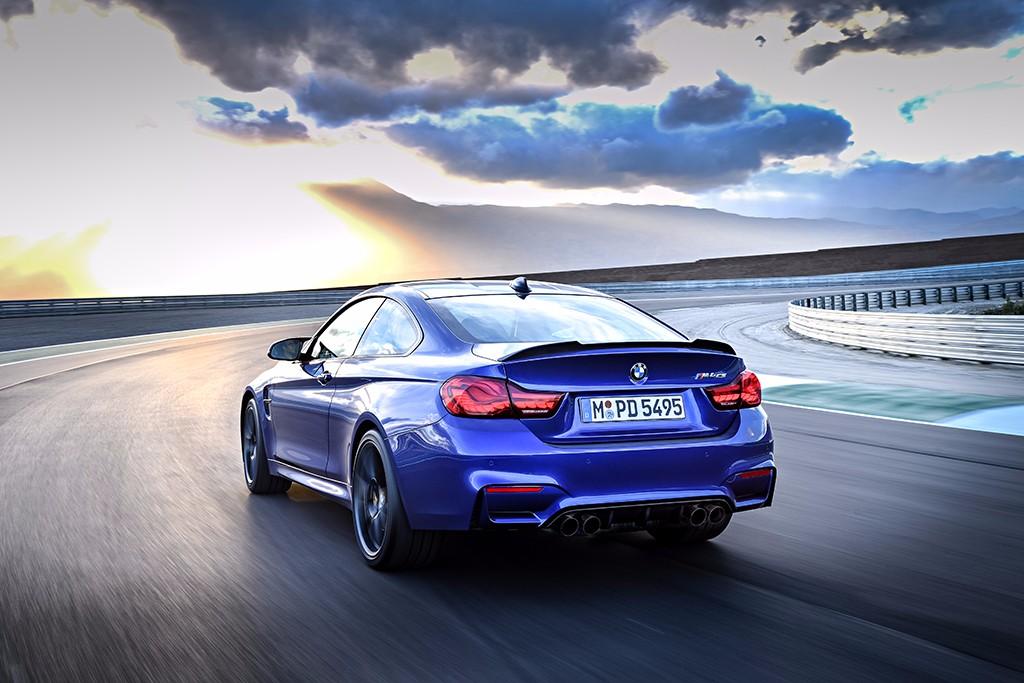 La producción del BMW M4 CS será de 3.000 unidades