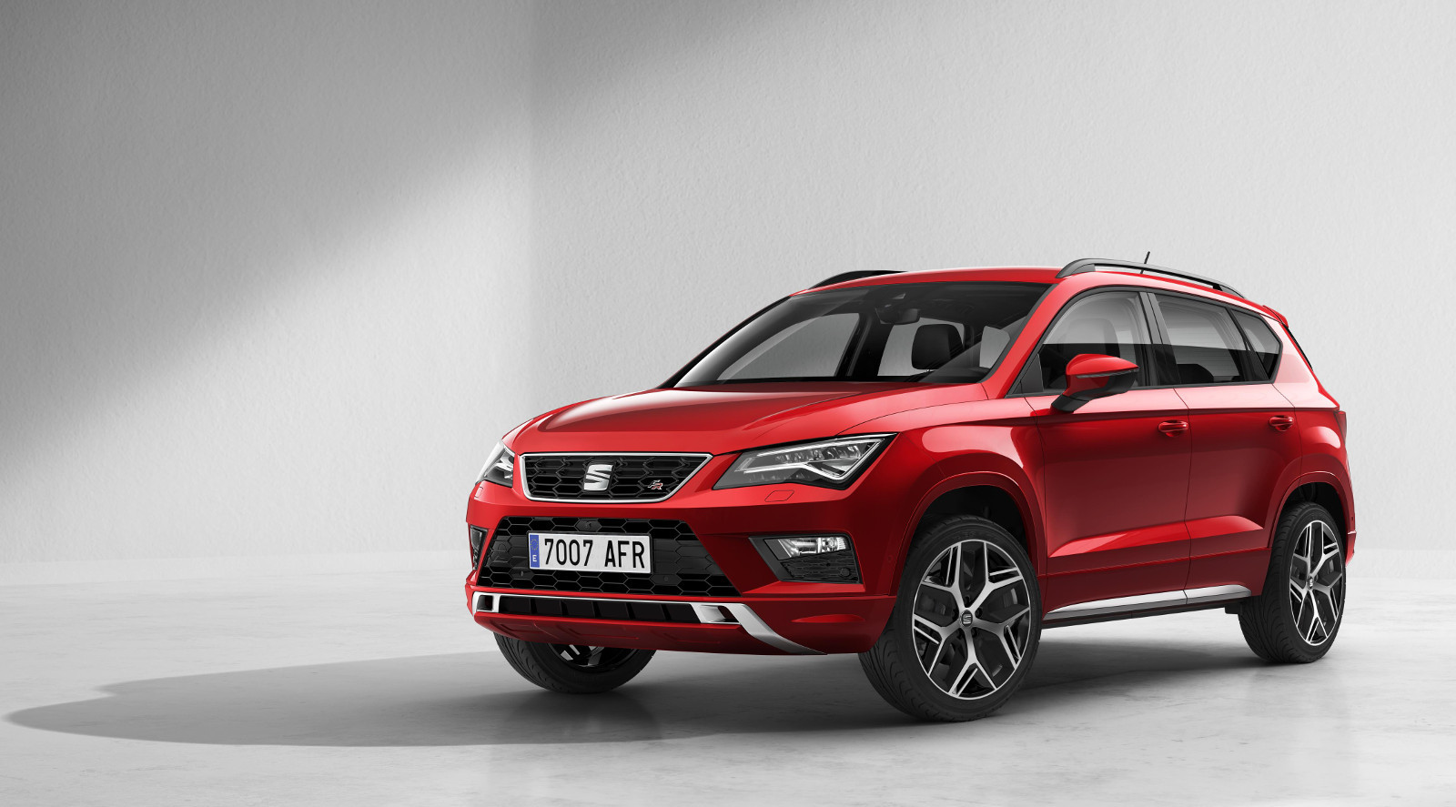 seat ateca fr motores equipamiento y fotos. Black Bedroom Furniture Sets. Home Design Ideas