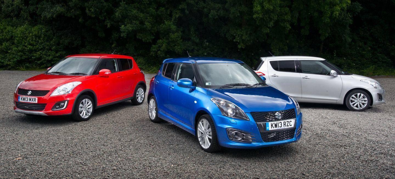 Todo un juguete: El nuevo Suzuki Swift Sport será muy ligero, se rumorea que pesará 870 kg