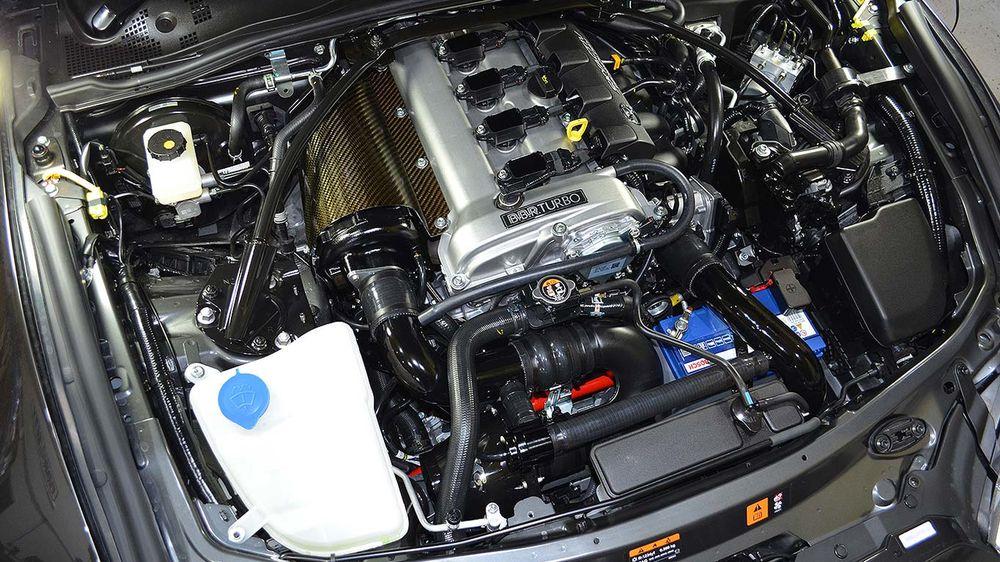 Ya es posible tener 250 CV en tu Mazda MX-5 ND recurriendo a la sobrealimentación gracias a BBR